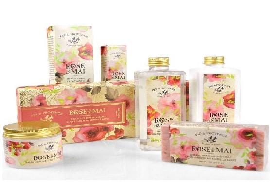 Rose de Mai Hand Cream